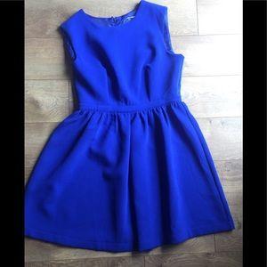 Short Blue Dress-Juniors L Nordstrom Rack